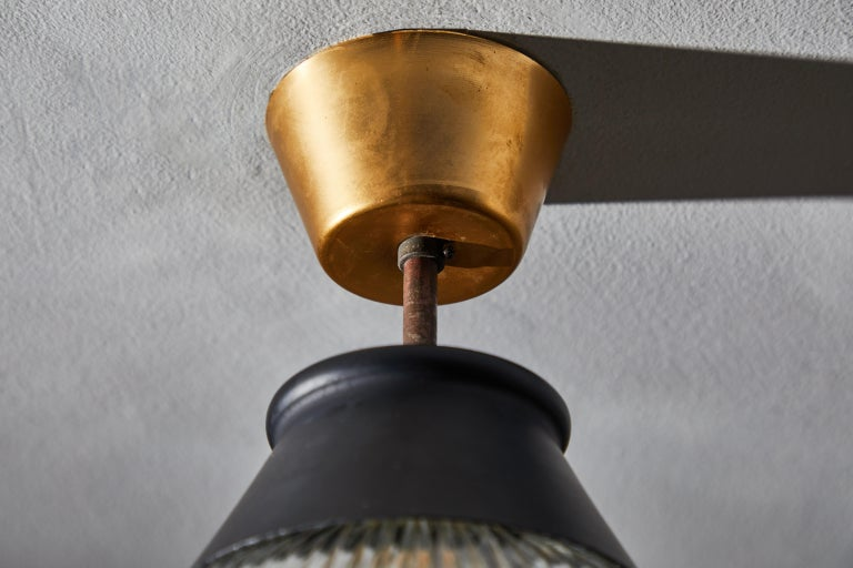 Ceiling Light by Tito Agnoli for Oluce For Sale 4