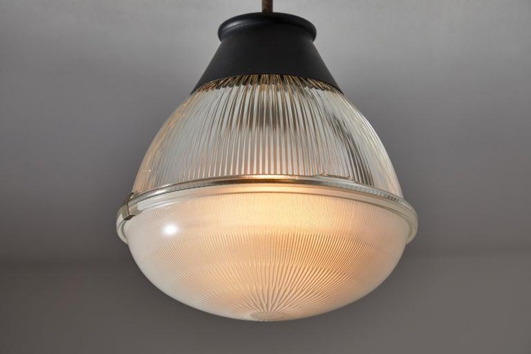 Italian Ceiling Light by Tito Agnoli for Oluce For Sale