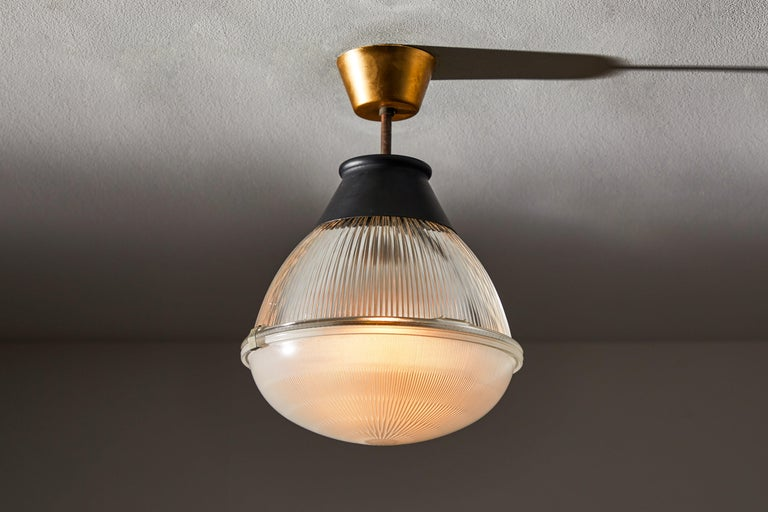 Mid-20th Century Ceiling Light by Tito Agnoli for Oluce For Sale