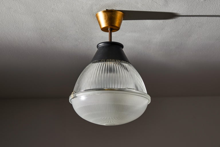 Ceiling Light by Tito Agnoli for Oluce For Sale 2
