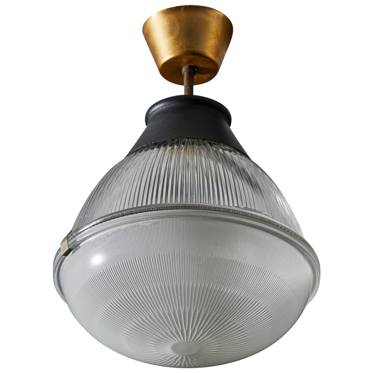 Ceiling Light by Tito Agnoli for Oluce For Sale