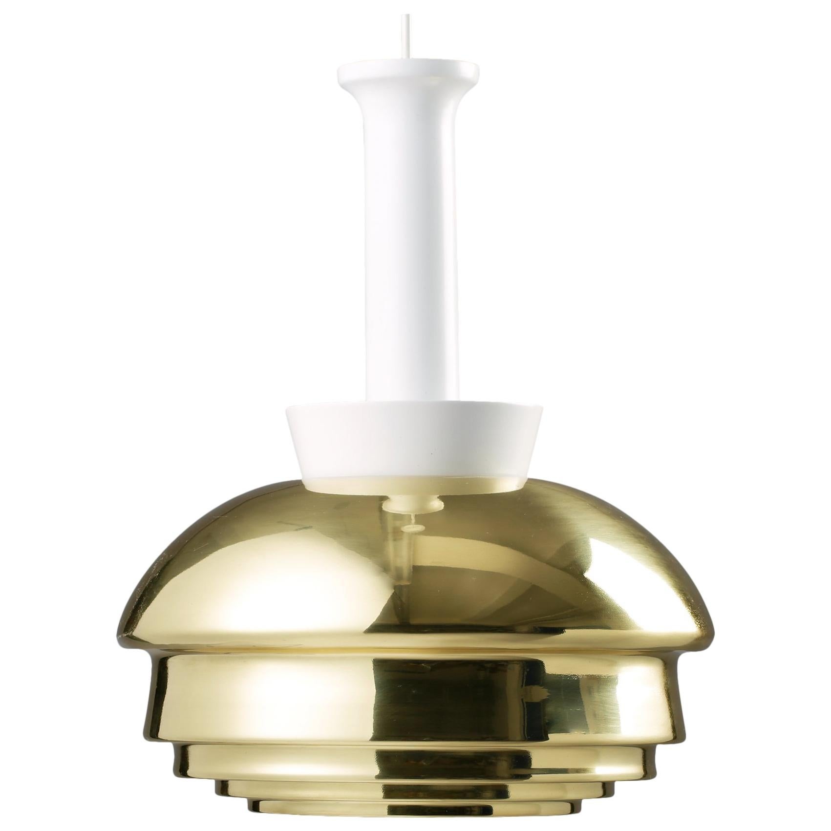 Ceiling Light Model A 335 Designed by Alvar Aalto for Valaisinpaja Oy, Finland