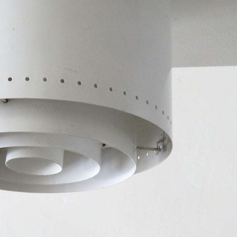 Scandinavian Modern Ceiling Lights Model 'AE 97/25' by Itsu, 1960 For Sale