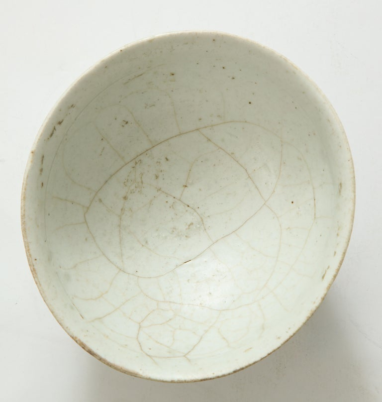 Other Celadon Porcelain Bowl, Attributed to Chosen Period, Korea For Sale