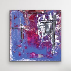 Abstract Painting, Modern Wall Art, Large Indoor Outdoor Print, Signed LE