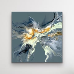 Contemporary Abstract Painting, Celeste Reiter, Signed Limited Edition Giclee