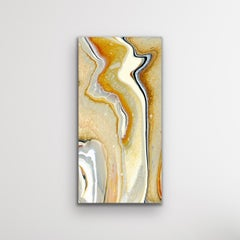 Modern Abstract Painting, Contemporary Fluid Art, Giclee Print, Signed by Artist