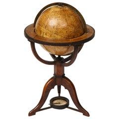 Celestial Globe by Schreiber, Leipzig, 1820