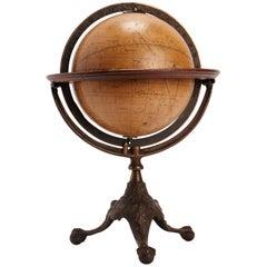 Celestial Globe Con Tripode, USA, 1900