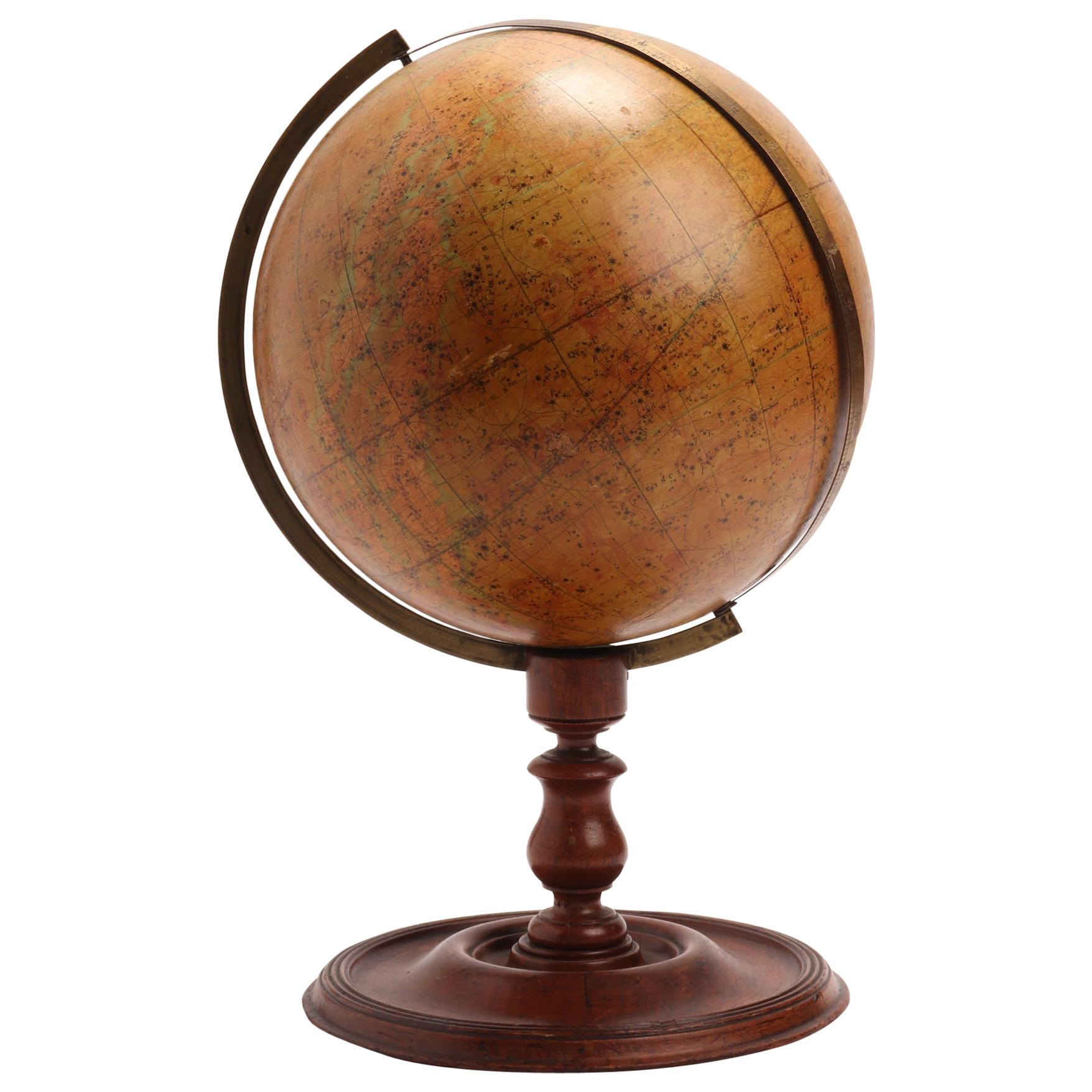 Celestial Globe. London 1860.