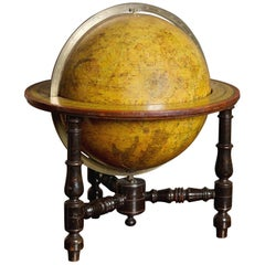 Celestial Globe Signed Malby and Son, Holborn