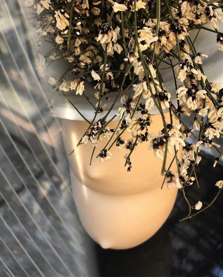 Celia, Marble Contemporary Vase, Valentina Cameranesi 4