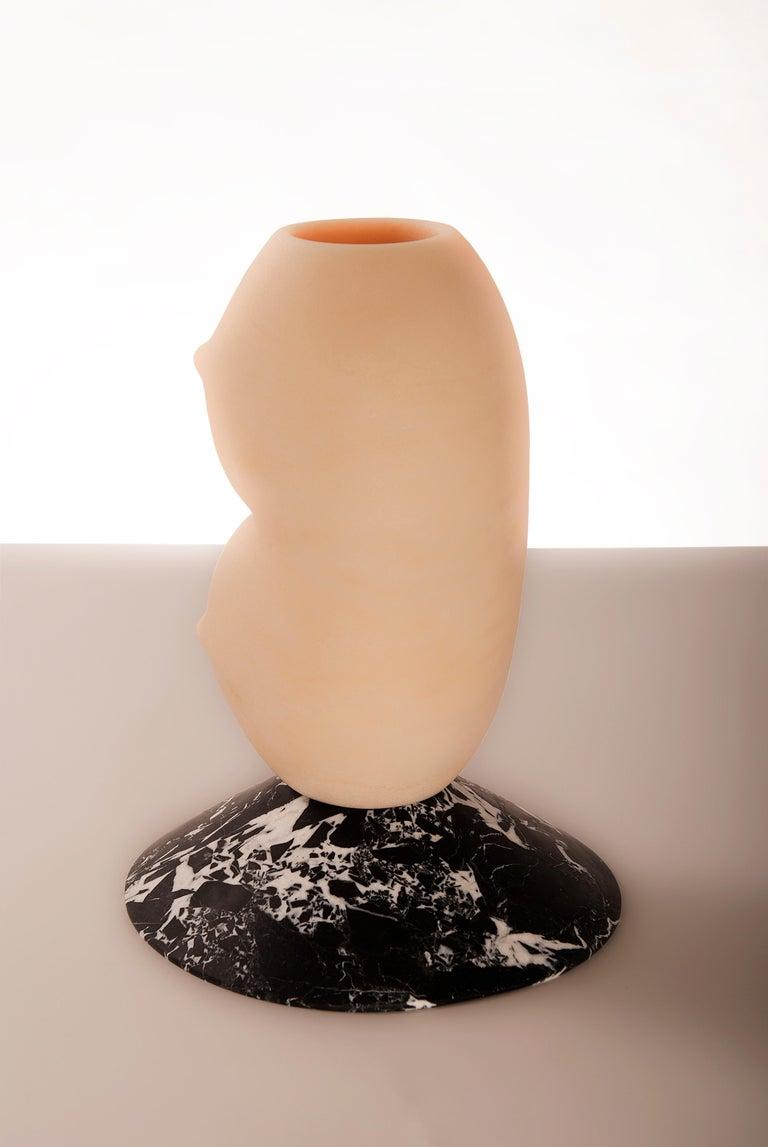 Celia, Marble Contemporary Vase, Valentina Cameranesi 7