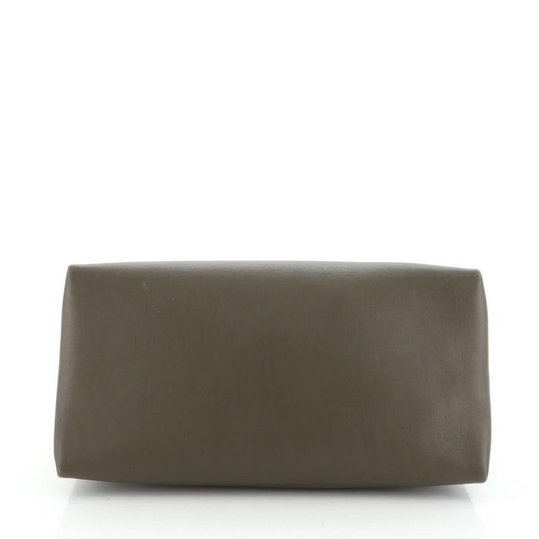 Women's or Men's Celine All Soft Bag Suede with Leather For Sale