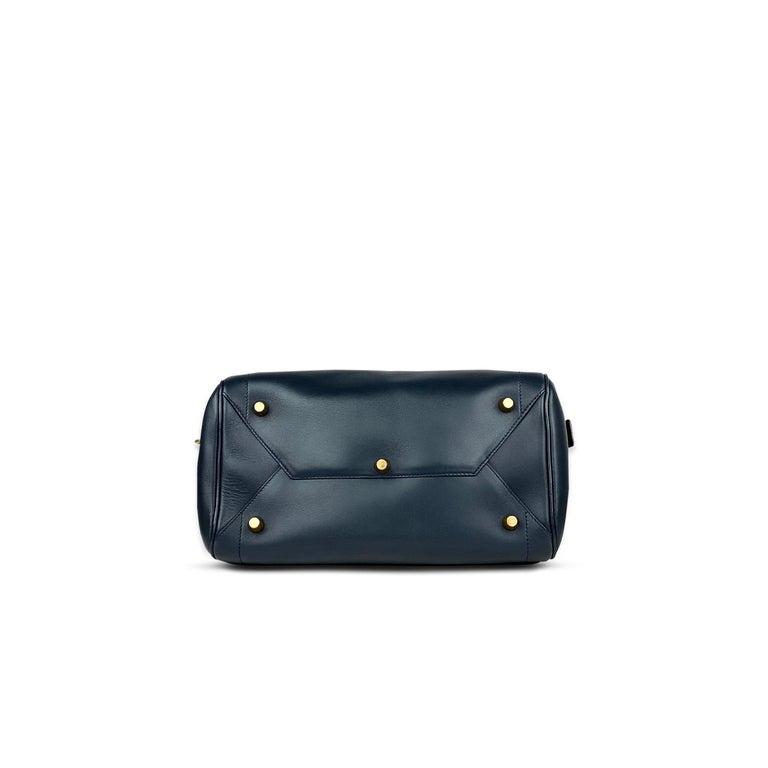 Celine Asymmetrical Duffle Bag For Sale 2