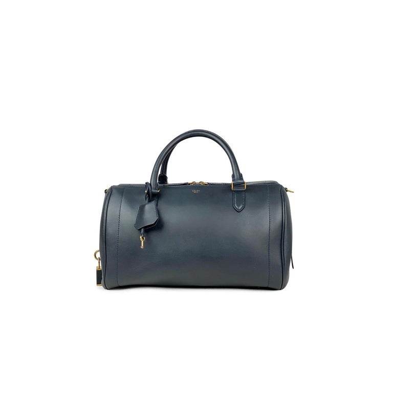 Celine Asymmetrical Duffle Bag For Sale 3