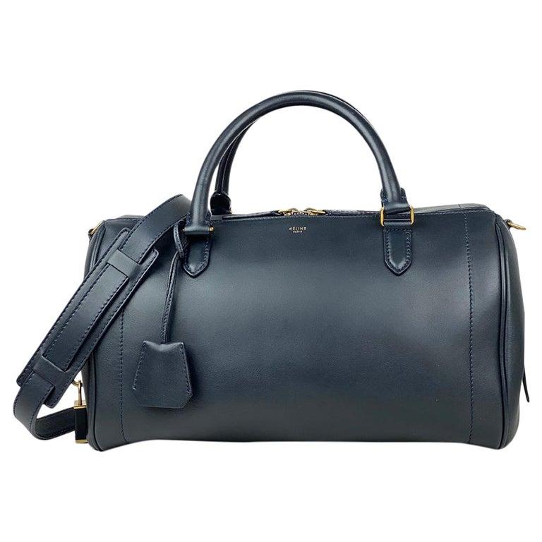 Celine Asymmetrical Duffle Bag For Sale