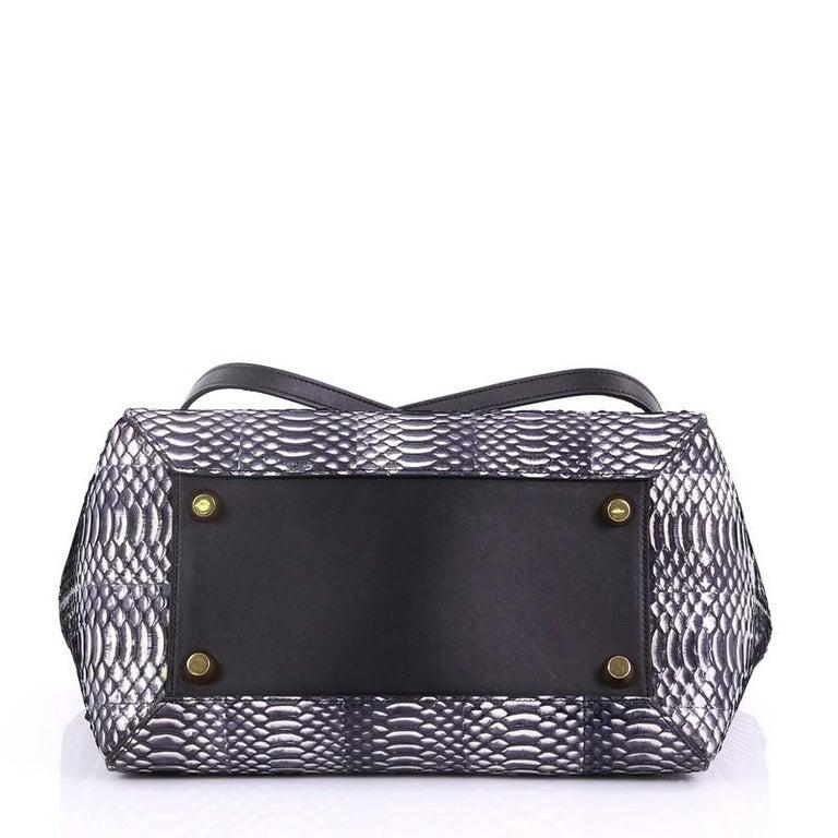 Women s or Men s Celine Belt Bag Snakeskin Mini For Sale 9eec46c9cbb64