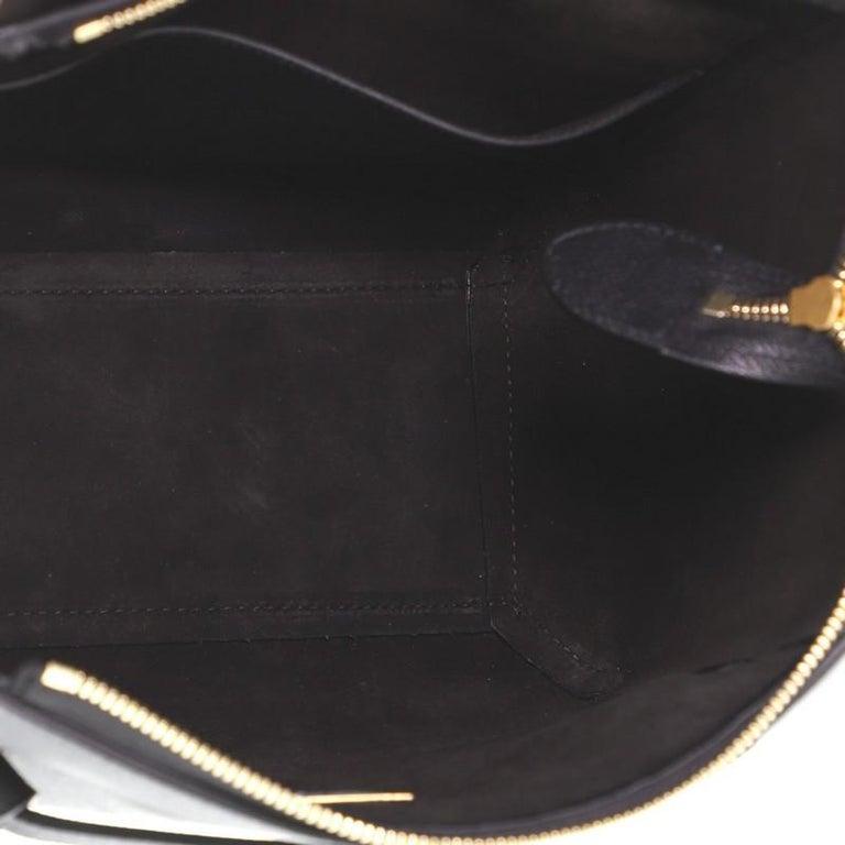 Women's or Men's Celine Belt Bag Textured Leather Micro