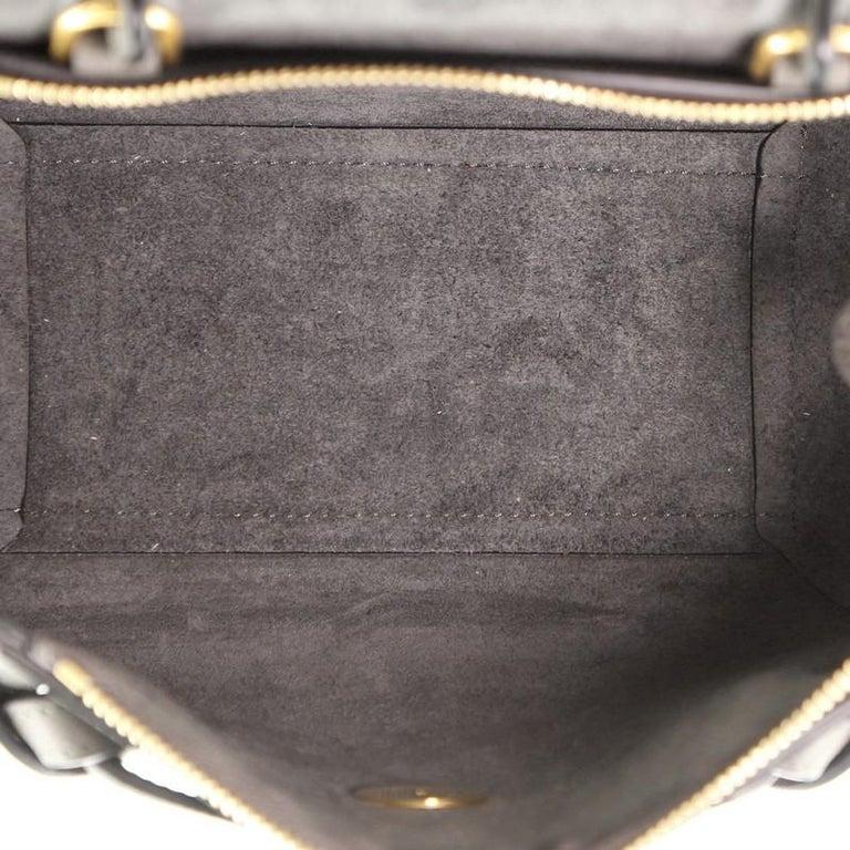 Women's or Men's Celine Belt Bag Textured Leather Nano