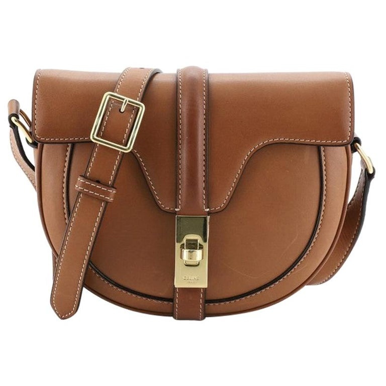 Celine Besace 16 Bag Smooth Calfskin Small  For Sale