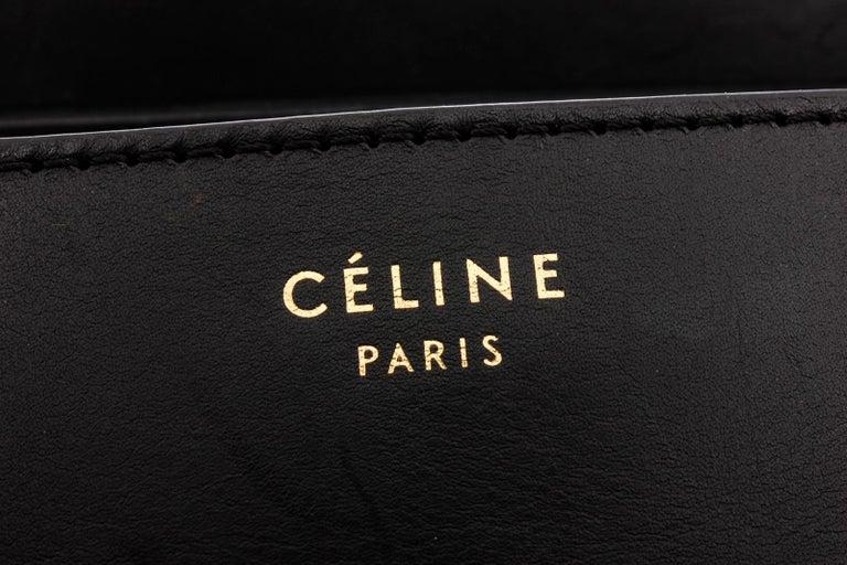 Celine Bicolor Nubuck Phantom Tote Bag  For Sale 1