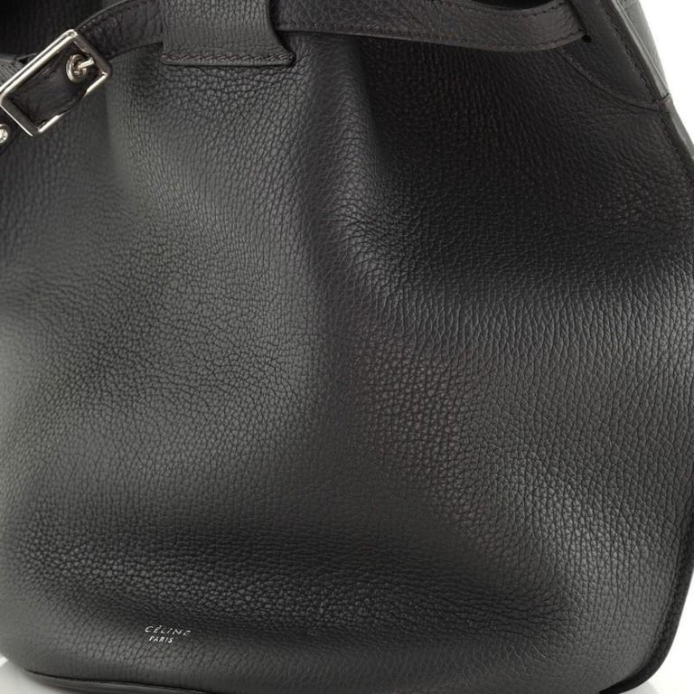 Women's or Men's Celine Big Bag Bucket Leather For Sale