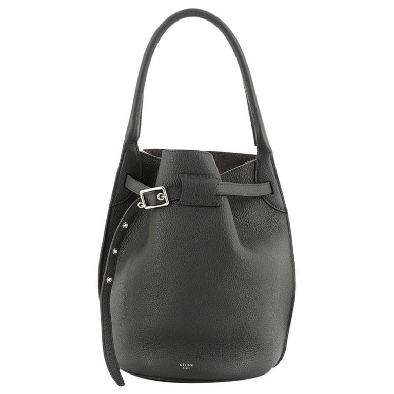 Celine Big Bag Bucket Leather For Sale