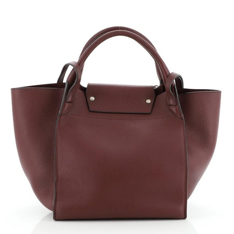 Women's or Men's Celine Big Bag Grained Calfskin Small For Sale