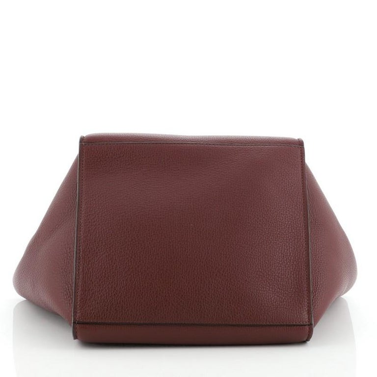 Celine Big Bag Grained Calfskin Small For Sale 1