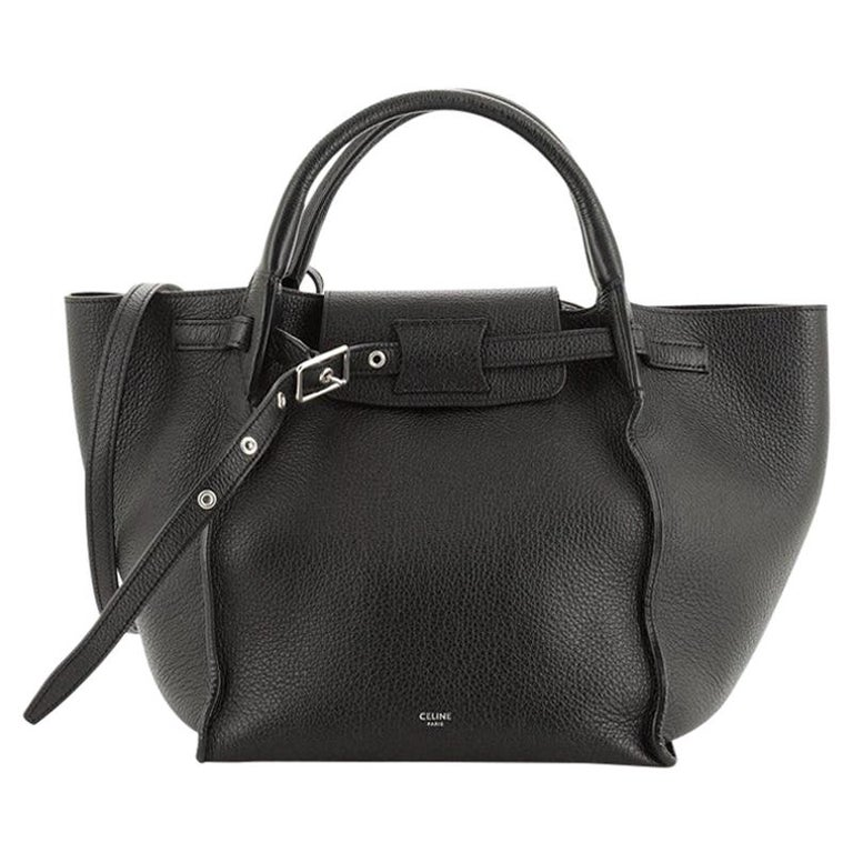 Celine: Big Bag Grained Calfskin Small For Sale