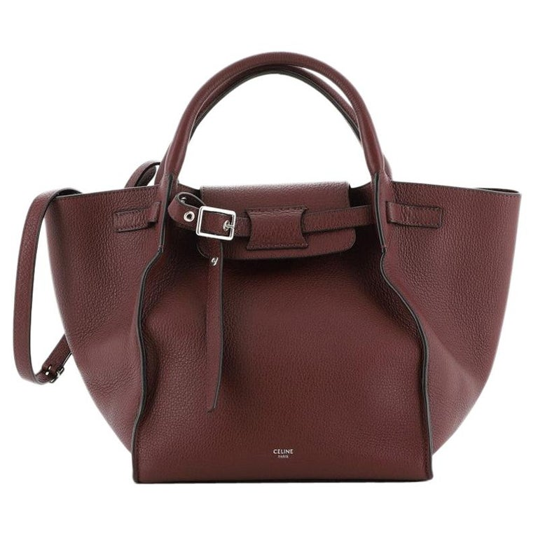 Celine Big Bag Grained Calfskin Small For Sale