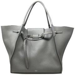 Céline BIG BAG leather grey , 2019