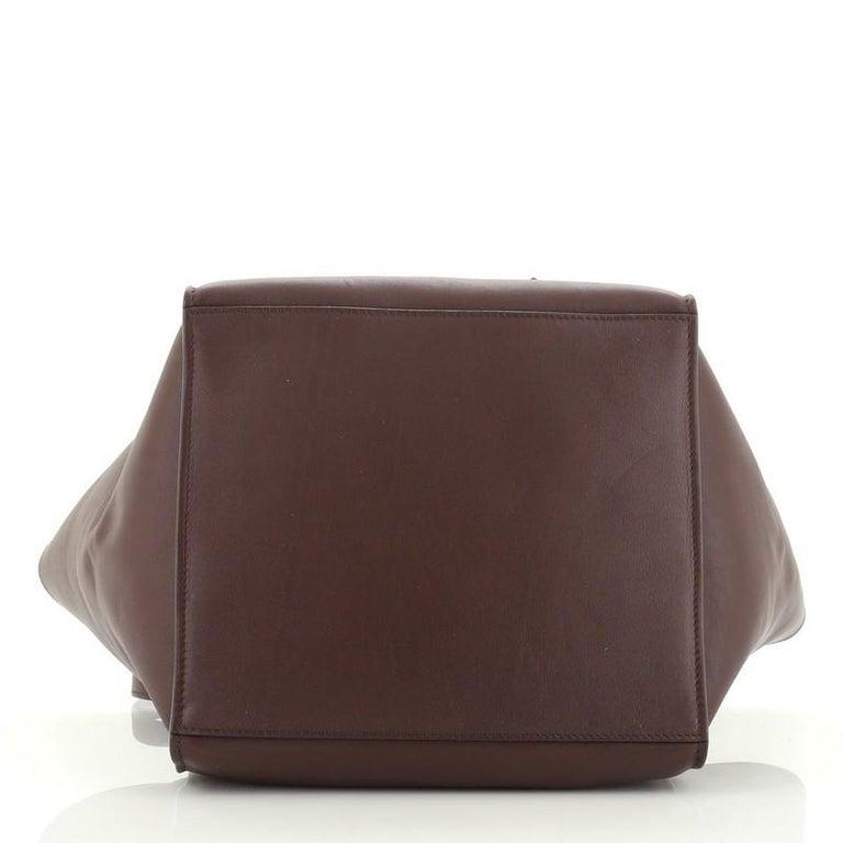 Women's or Men's Celine Big Bag Smooth Calfskin Small For Sale