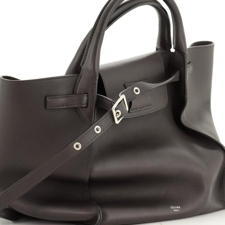 Celine Big Bag Smooth Calfskin Small For Sale 4