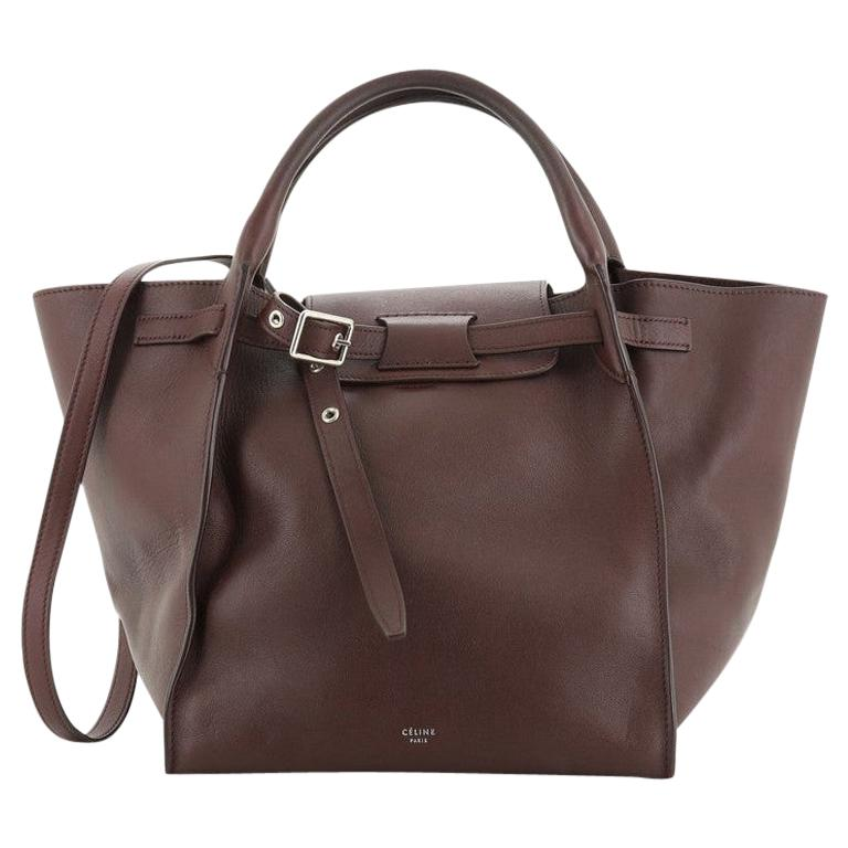 Celine Big Bag Smooth Calfskin Small For Sale