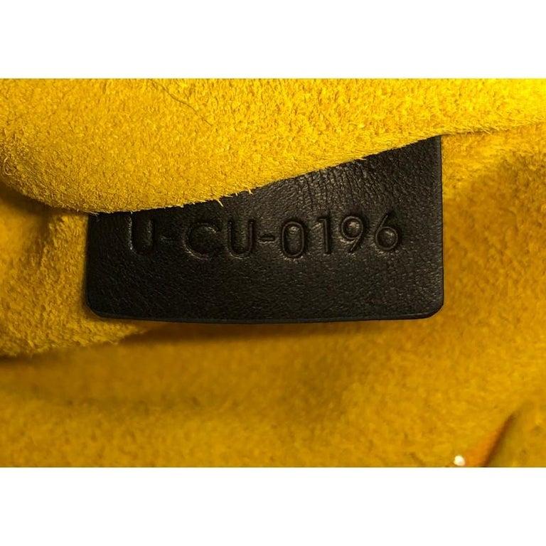 Celine Biker Bucket Shoulder Bag Calfskin Small For Sale 7