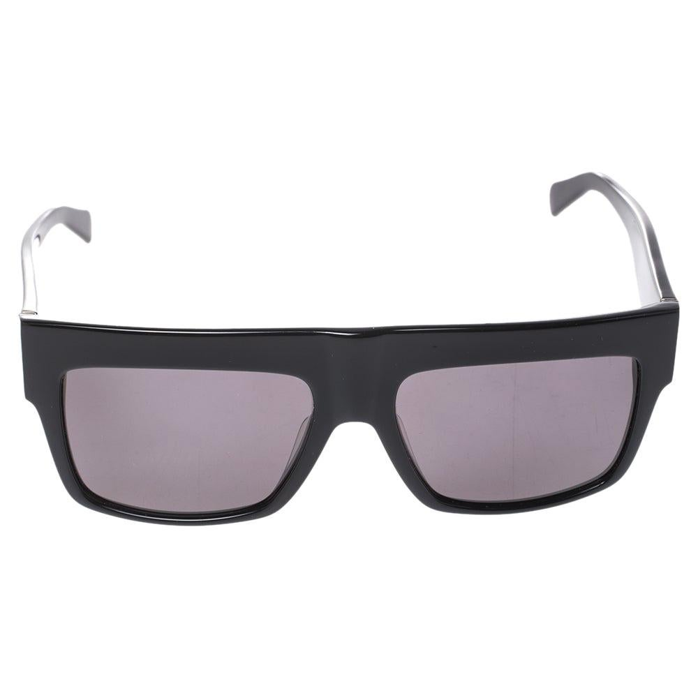 Celine Black/Grey CL 41756 Square Polarized Sunglasses
