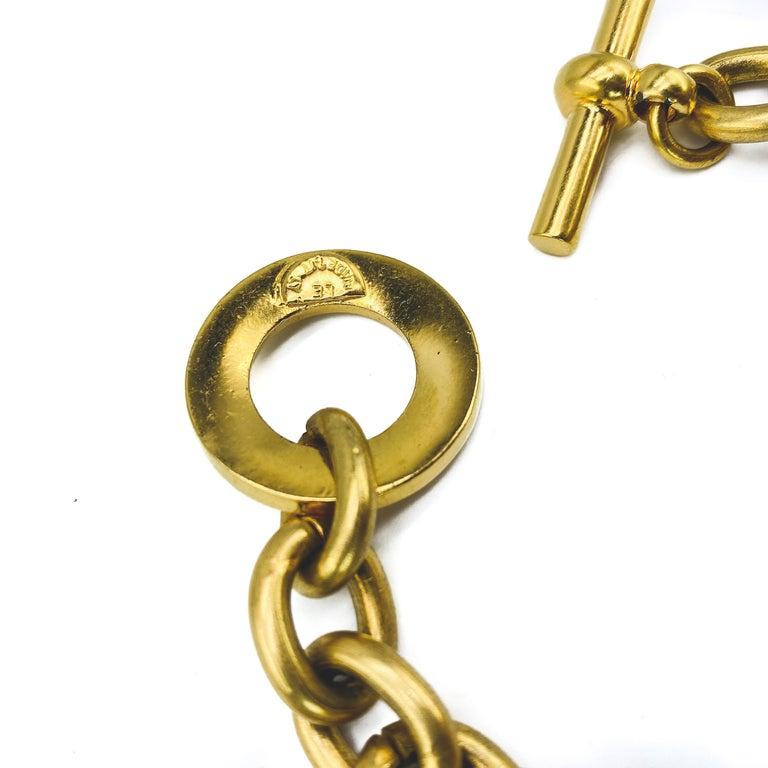 CELINE Bracelet Vintage 1980s  In Excellent Condition For Sale In London, GB