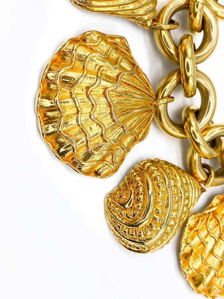 CELINE Bracelet Vintage 1990s For Sale 8