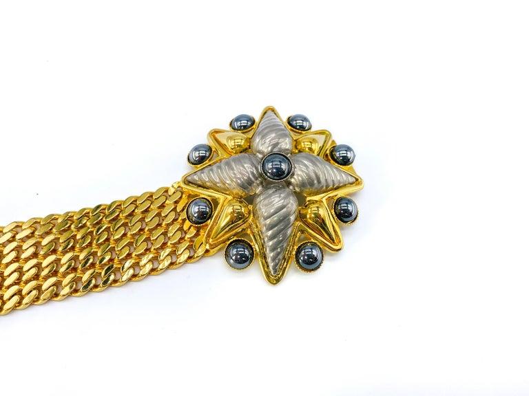 CELINE bracelet Vintage 1990s In Excellent Condition For Sale In London, GB