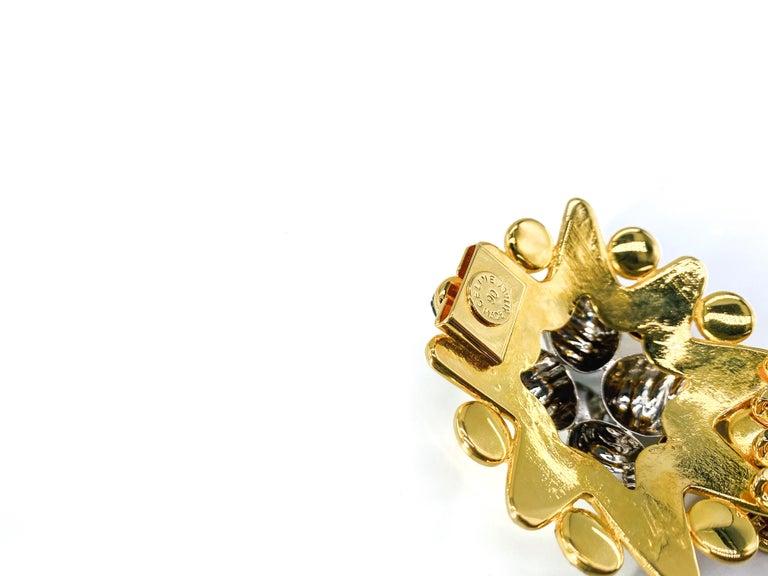 Women's or Men's CELINE bracelet Vintage 1990s For Sale
