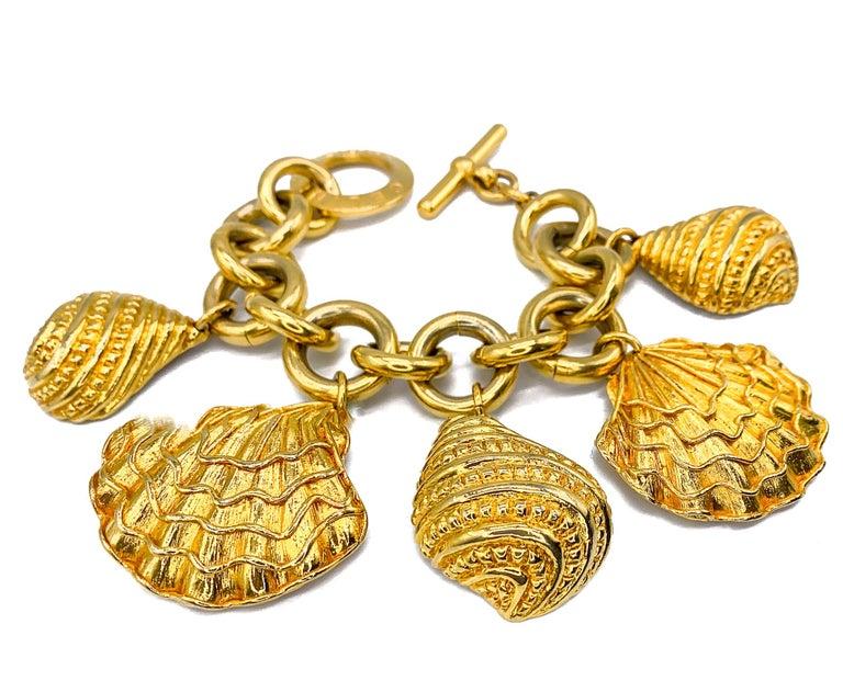Women's CELINE Bracelet Vintage 1990s For Sale