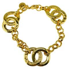 CELINE Bracelet Vintage 1990s