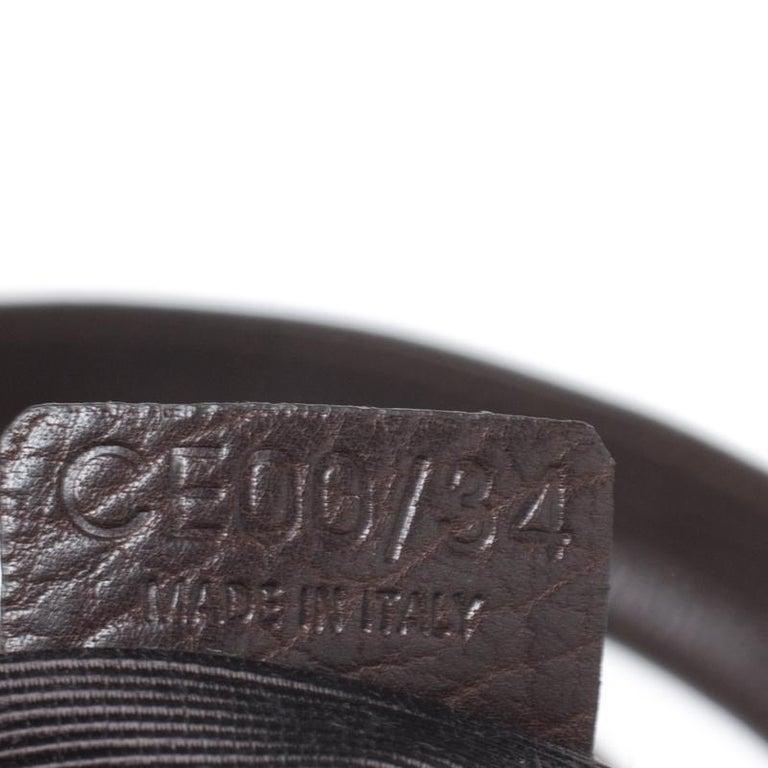 Celine Brown/Beige Leopard Print Calfhair and Leather Satchel In Good Condition For Sale In Dubai, Al Qouz 2