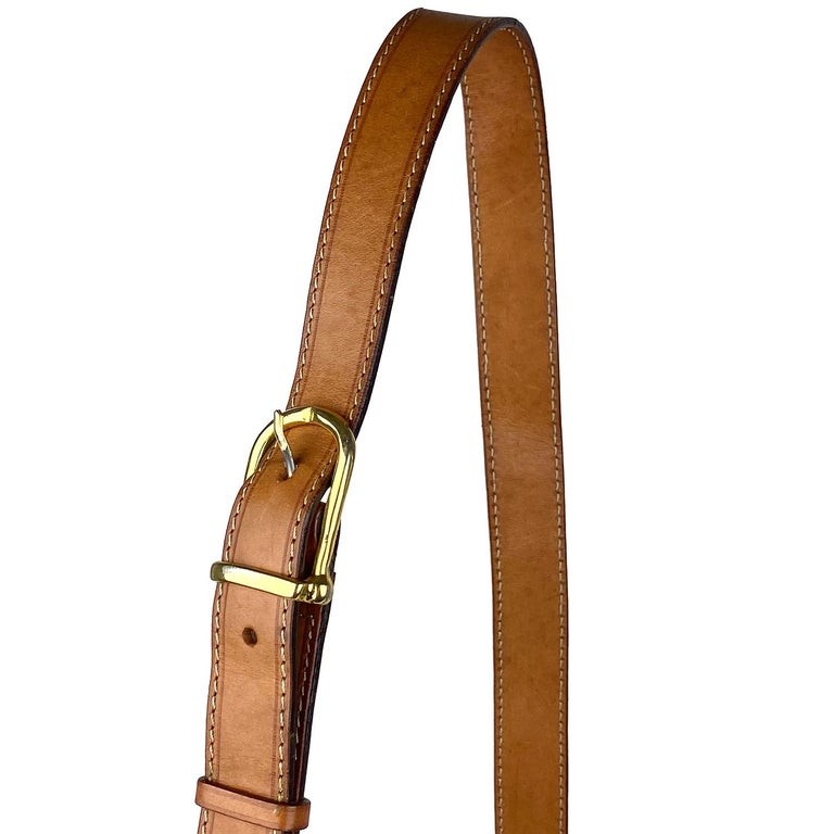 Celine Brown Macadam Celine Crossbody Bag For Sale 3