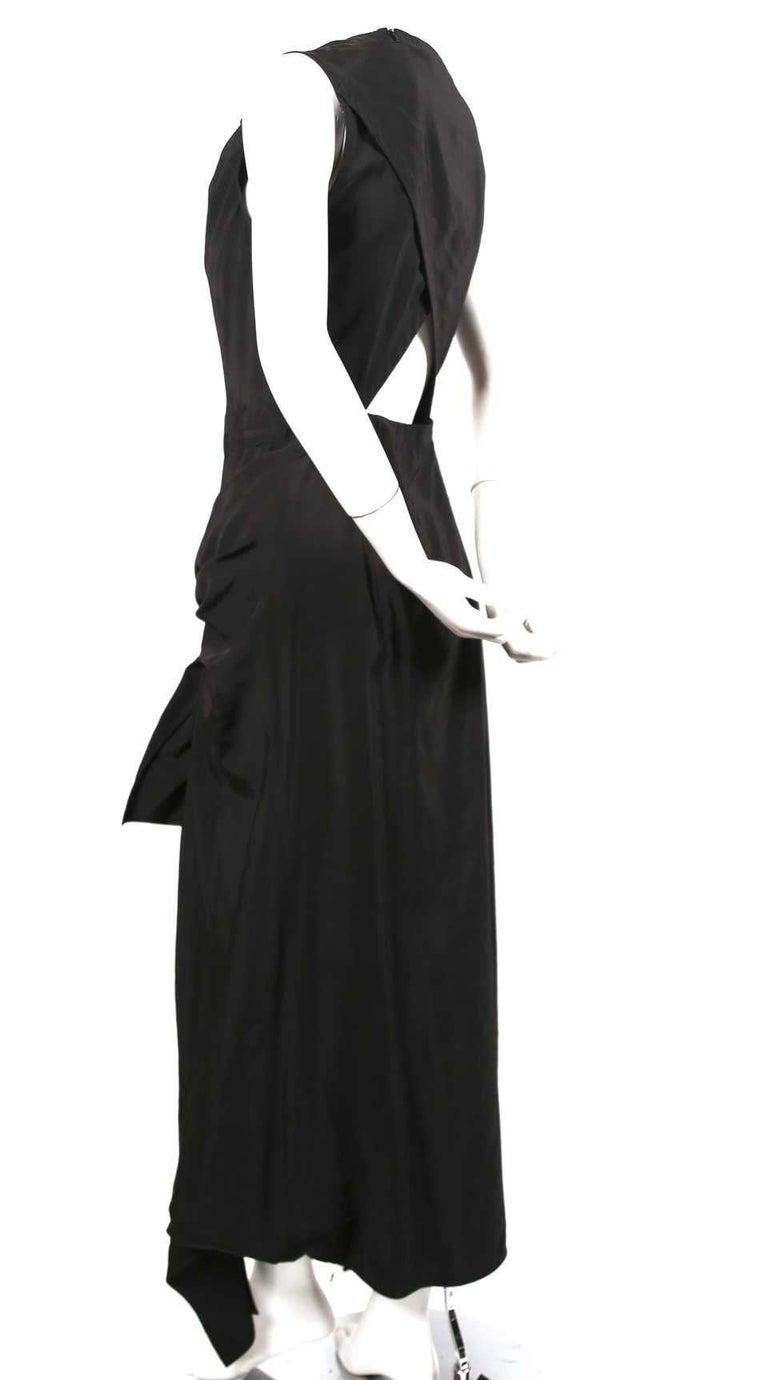 Black CELINE by Phoebe Philo black dress - Resort 2016 For Sale