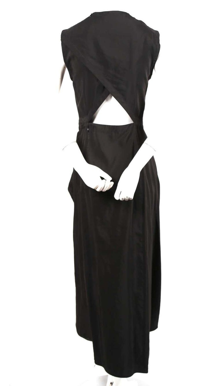 Women's or Men's CELINE by Phoebe Philo black dress - Resort 2016 For Sale