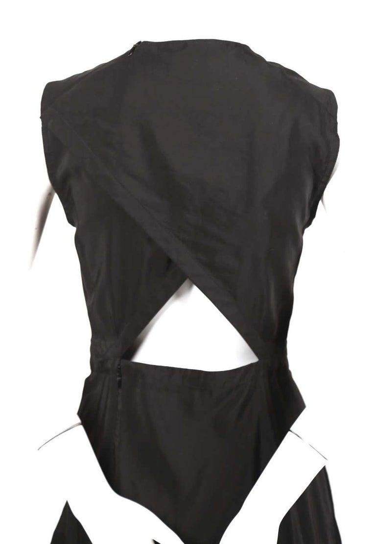 CELINE by Phoebe Philo black dress - Resort 2016 For Sale 3