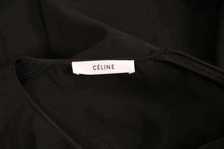 CELINE by Phoebe Philo black dress - Resort 2016 For Sale 4